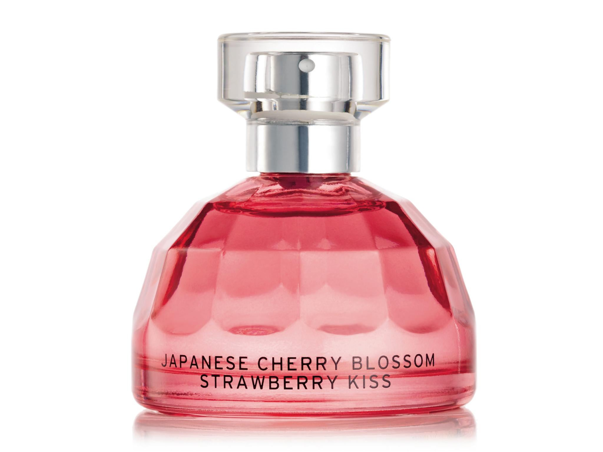 Miss Charming Fragrance Mist 11 Best Vegan Perfumes The Independent Body Shop Japanese Cherry Blossom Strawberry Kiss Eau De Toilette From 15 For 50ml