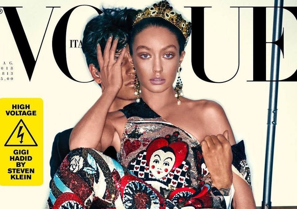 Gigi Hadid Clearly Didnt Intend To Do Blackface But The Criticism