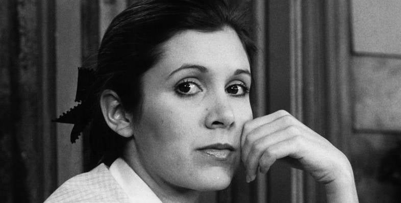 carrie fishers most inspiring quotes on mental health