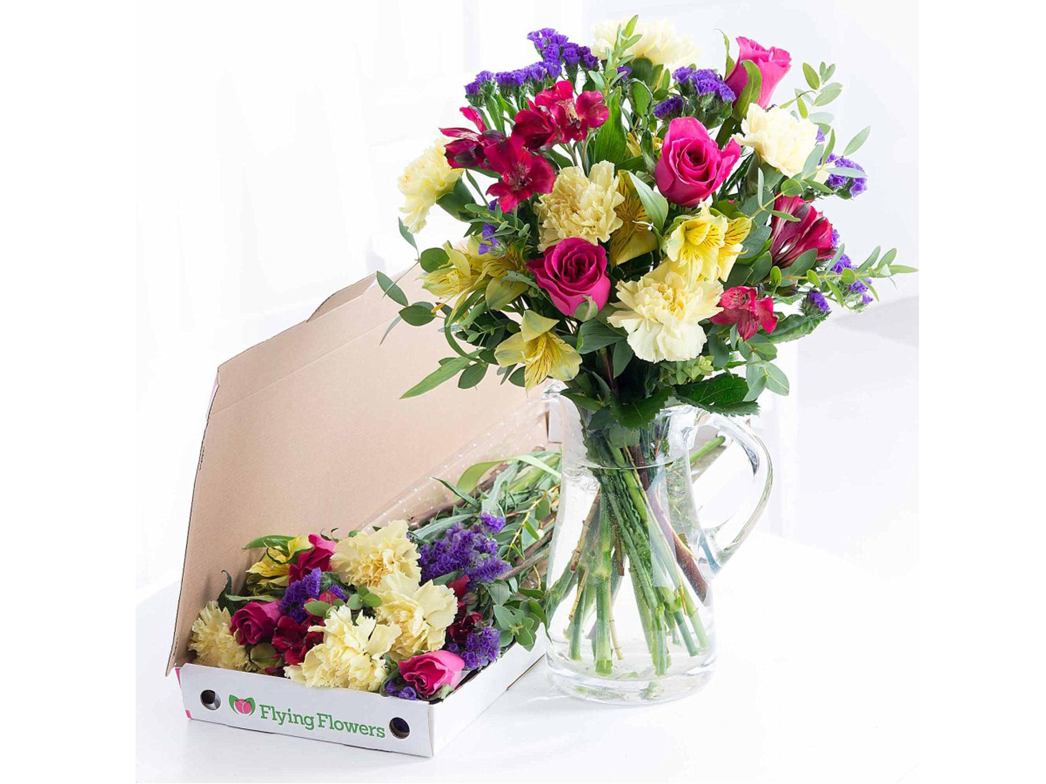 8 best letterbox flowers the independent flying flowers radiant jewels 2299 flying flowers izmirmasajfo
