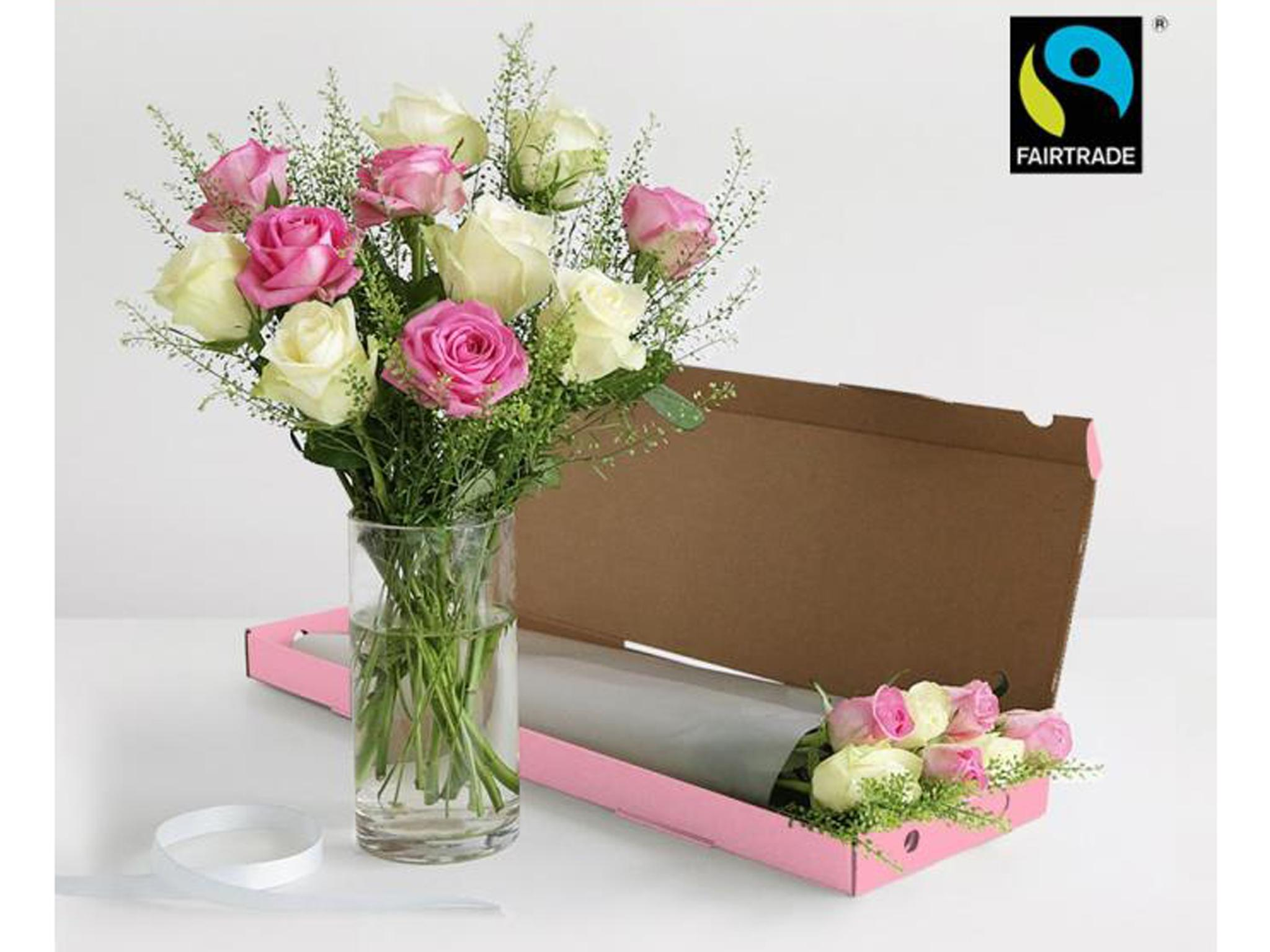 8 best letterbox flowers the independent with free next day delivery these beautiful roses can be with your friend or family in super quick time izmirmasajfo