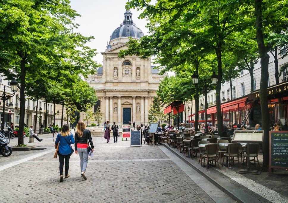 احياء باريس الشهيرة 2020