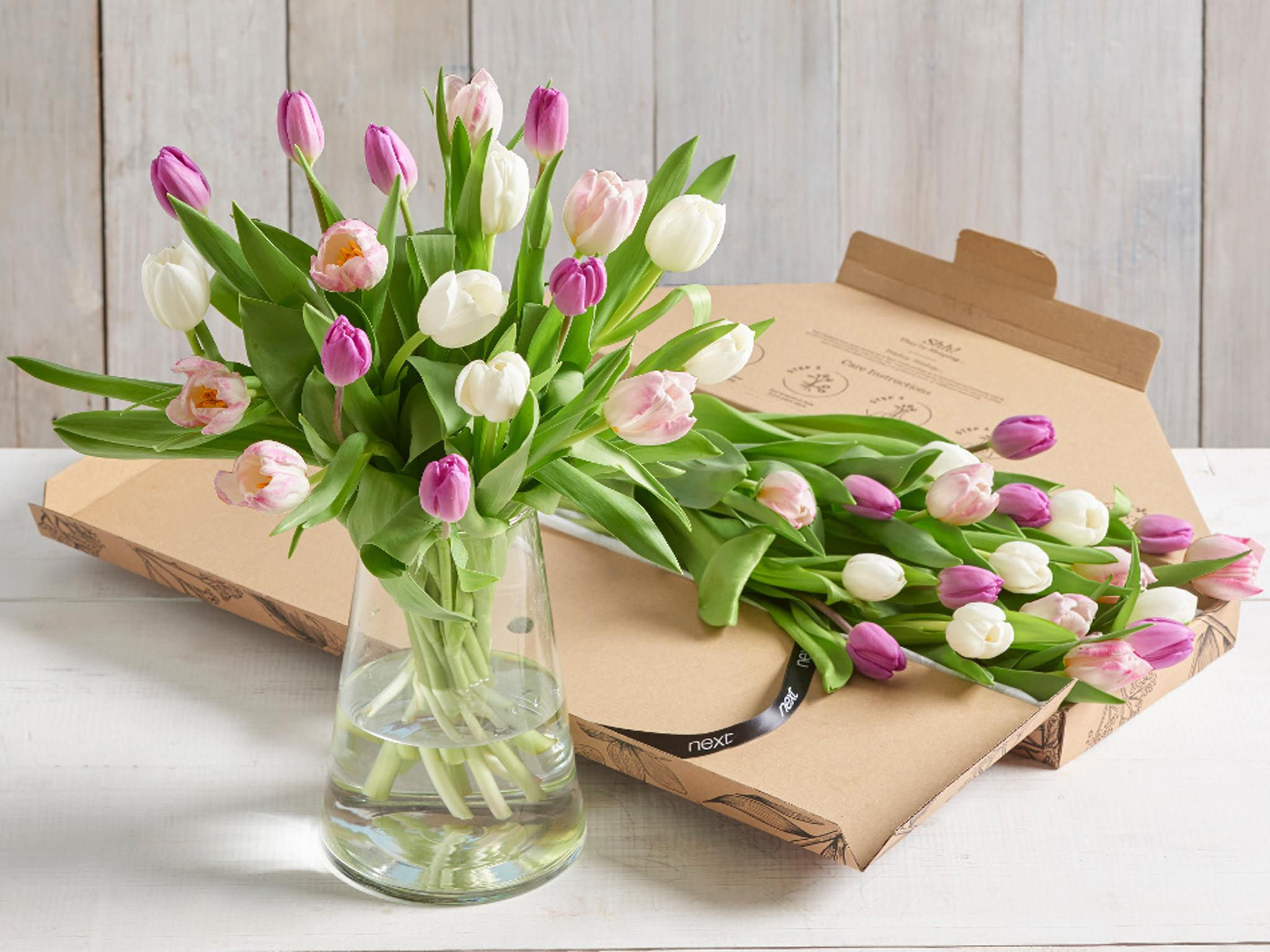 8 best letterbox flowers the independent this soft pretty bouquet from next flowers was the lowest in price we tested and at under 20 it really is a bargain and a cheap and cheerful way to say izmirmasajfo