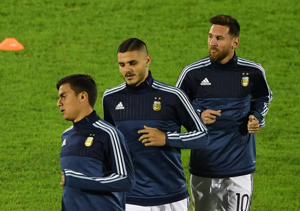 4be9ea6df Argentina World Cup squad  Jorge Sampaoli seeing sense on Paulo Dybala but  it s heartbreak for Mauro Icardi