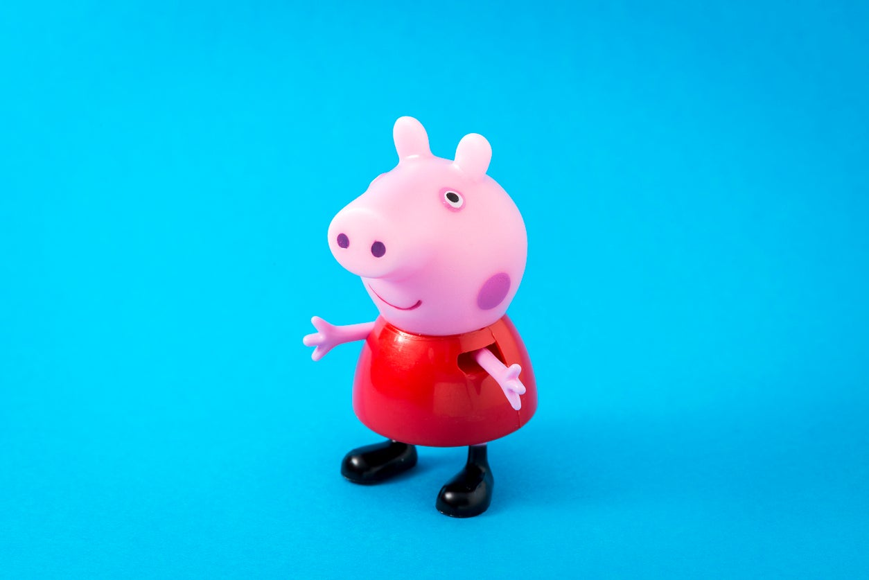 Don T Worry If Your Kids Start Talking Like Peppa Pig At