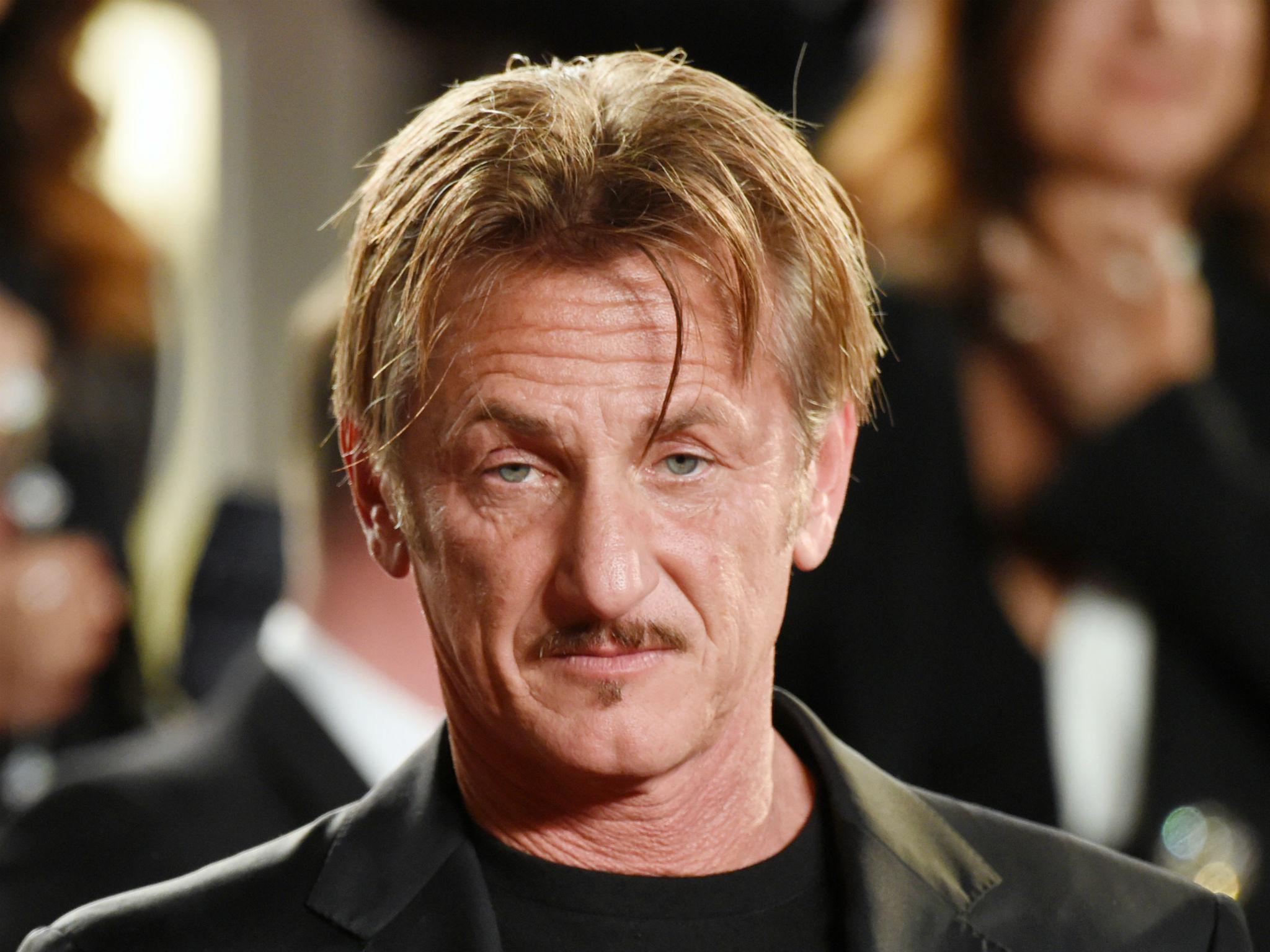 Spotlight News – Actor Sean Penn speaks of his new book ...  |Sean Penn