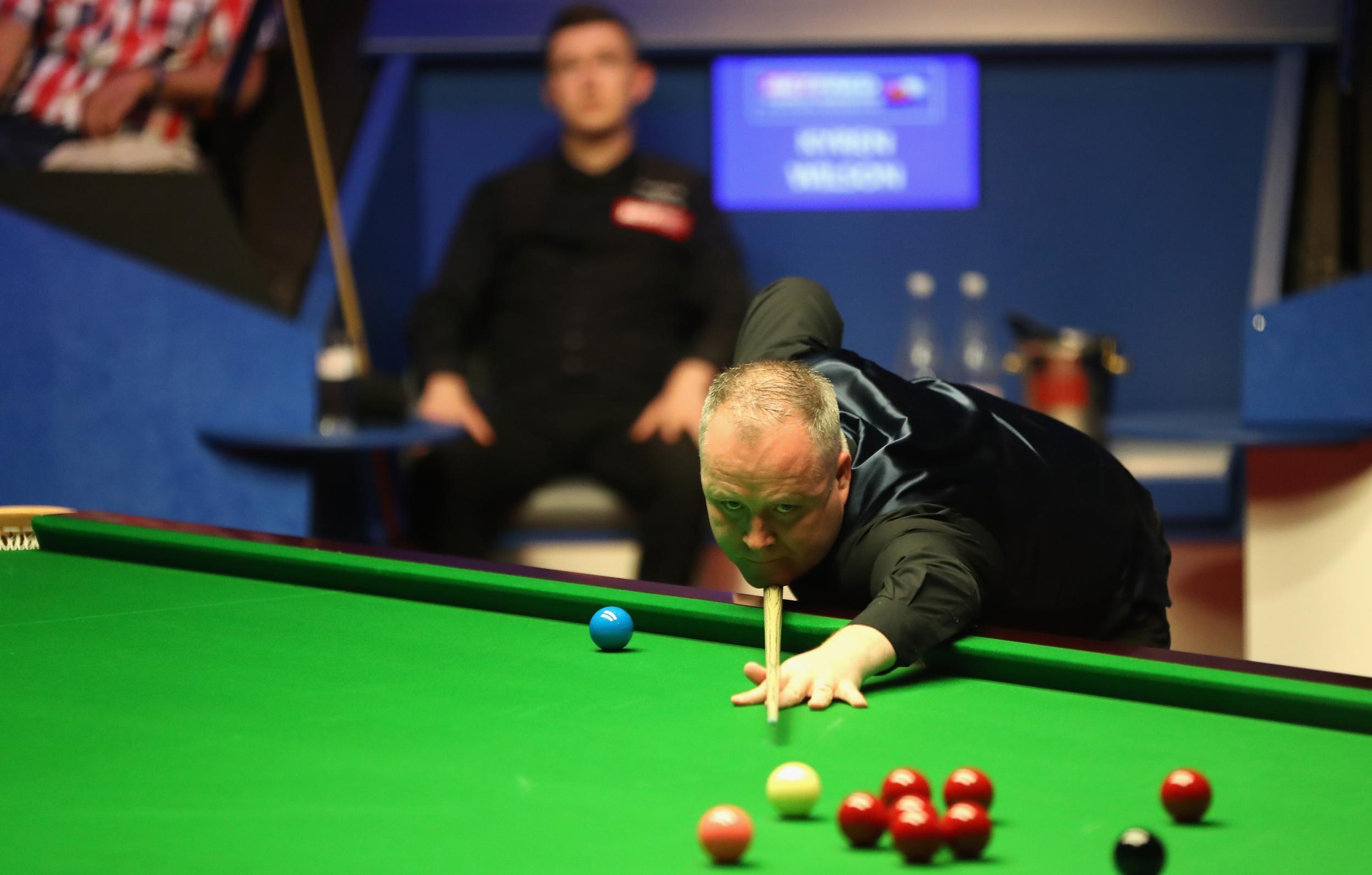 John Higgins reaches seventh World Championship final after ...