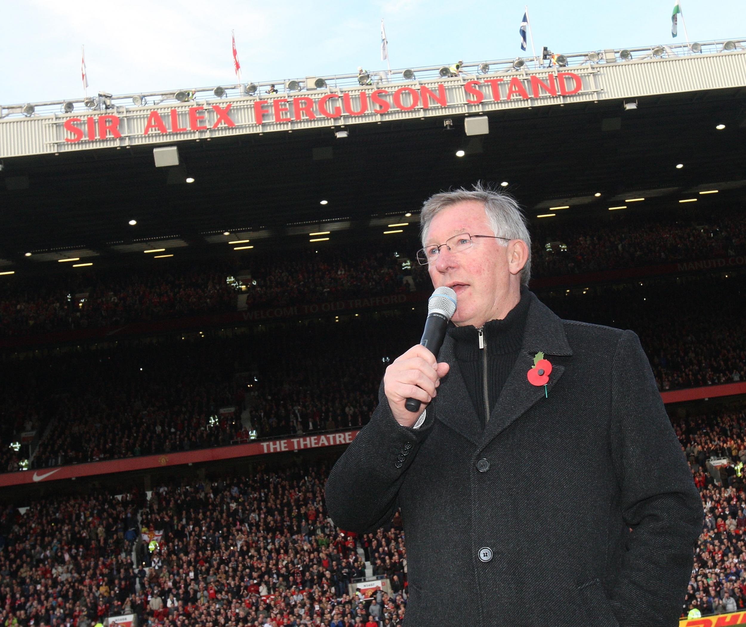 Sir Alex Ferguson: Football world rallies around former Manchester United manager after brain haemorrhage
