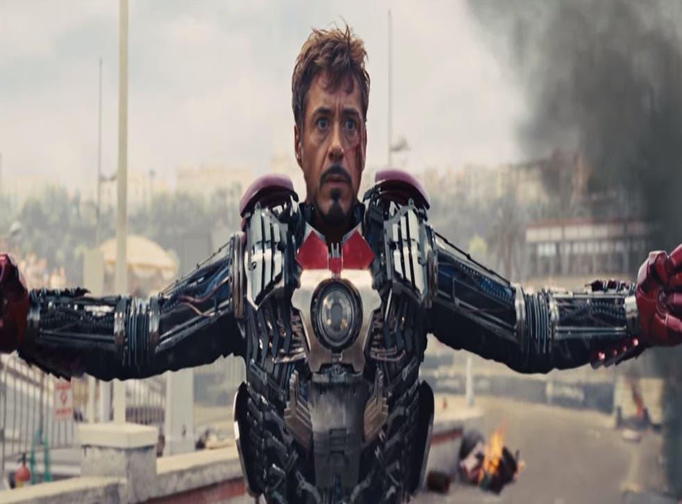 Picture: Iron Man screengrab