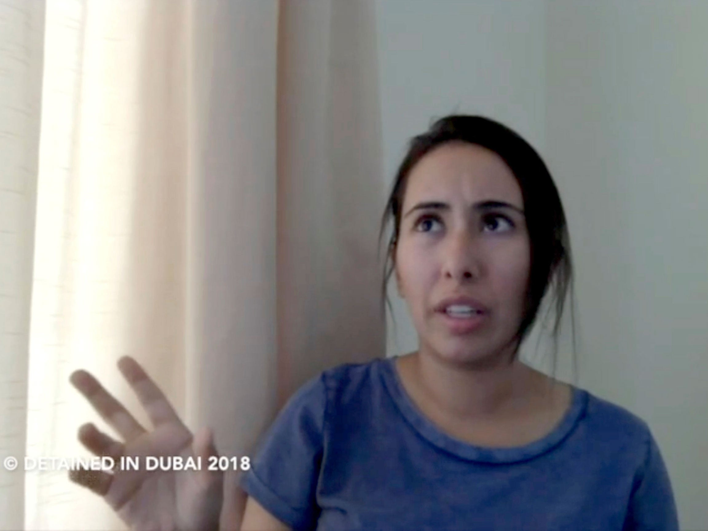 Missing princess is 'safe in Dubai,' say Emirate's rulers