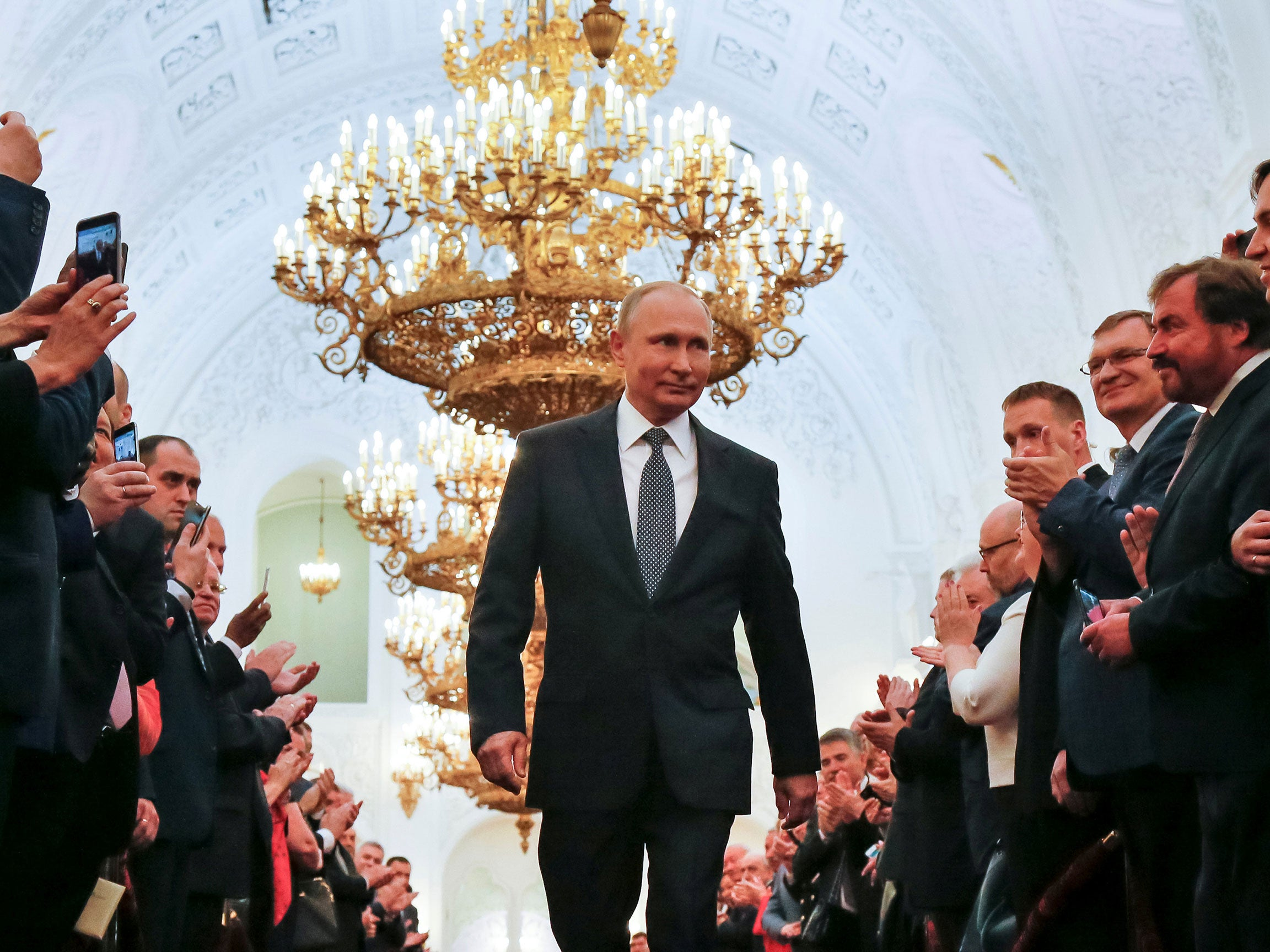 As vladimir putin begins a fourth presidential term he still has read more fandeluxe Image collections