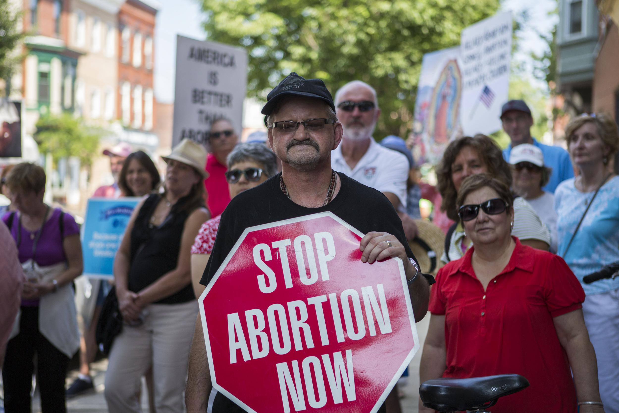Threats of violence against US abortion clinics almost doubled in 2017, industry group says
