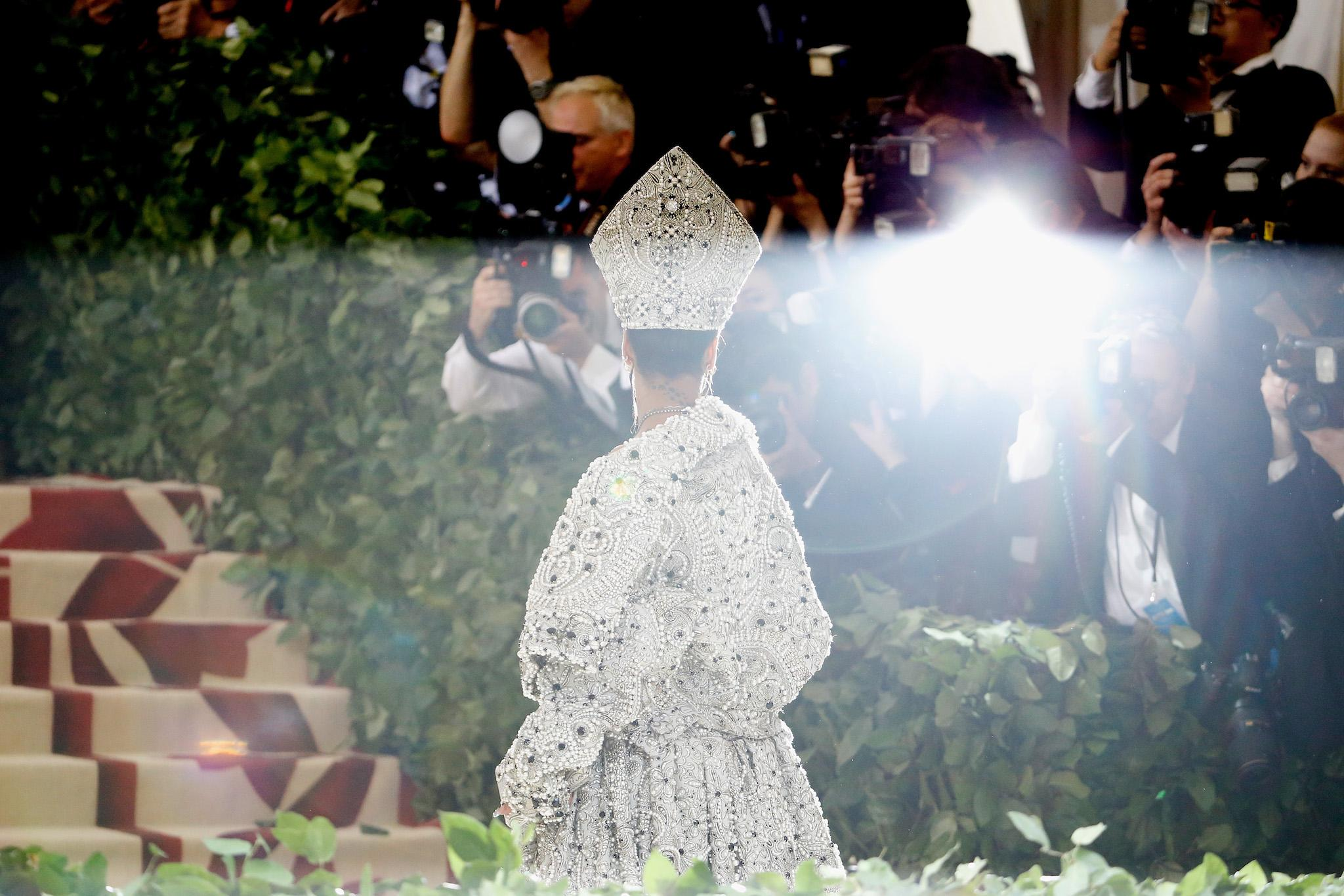 Met Gala 2018: Angry Catholics and conservatives accuse organisers of 'religious appropriation' over theme