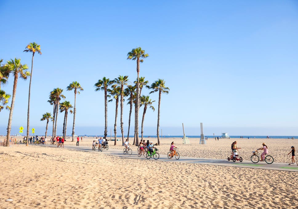 how to enjoy a car free holiday to los angeles the independent