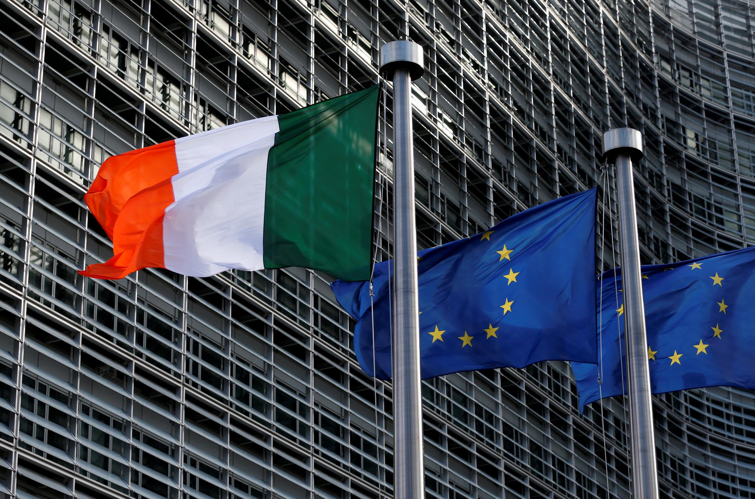 Brexit: Support for Ireland staying in the EU hits record high of 92%, latest poll shows