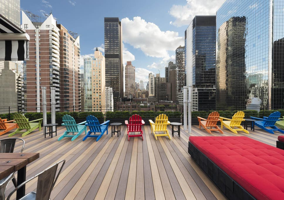 10 of the best New York rooftop bars | The Independent