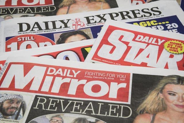 Publishing print revenues fell 9.3 per cent down on the previous year, Reach said