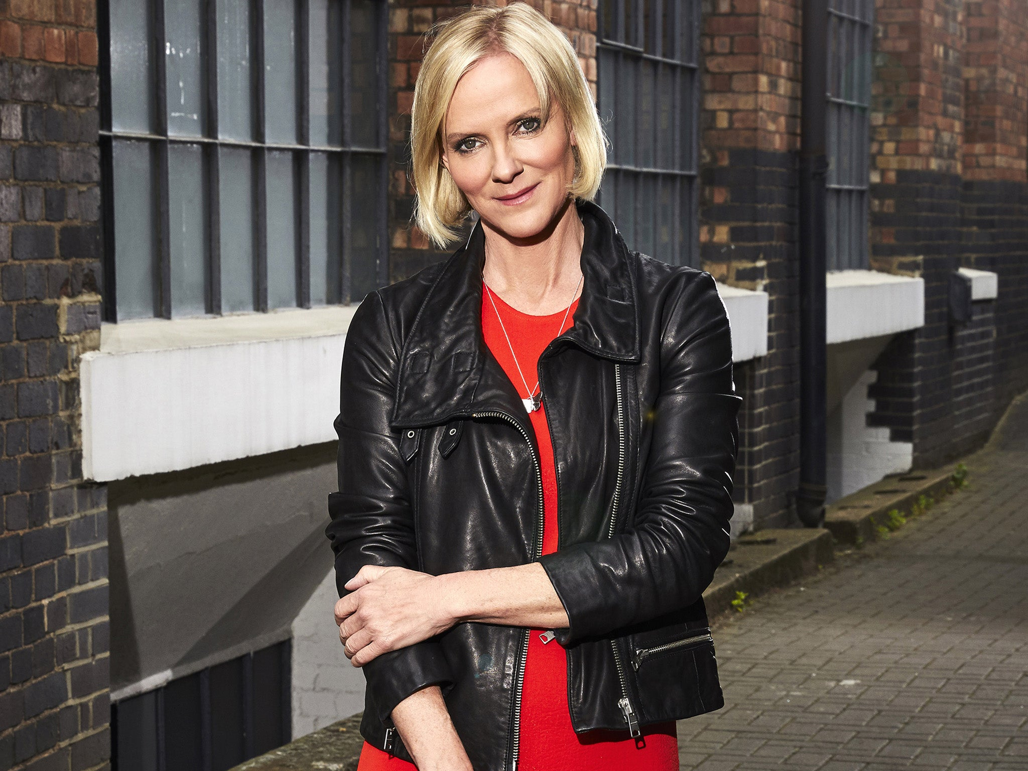 Hermione Norris on her new thriller Innocent, being typecast as an ...