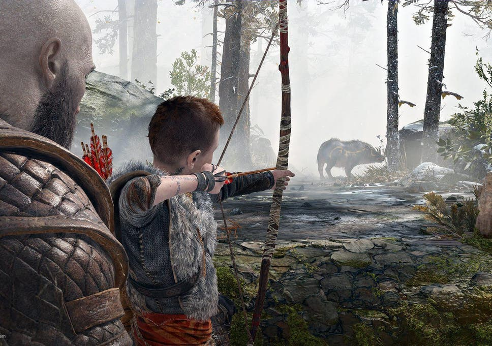 God Of War Review A Stunning Technical Achievement Only