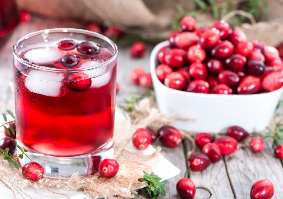 Little to 'no evidence' cranberry juice cures urine