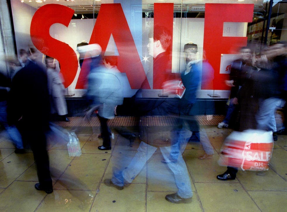 Economists said lower sales could not be blamed on the weather