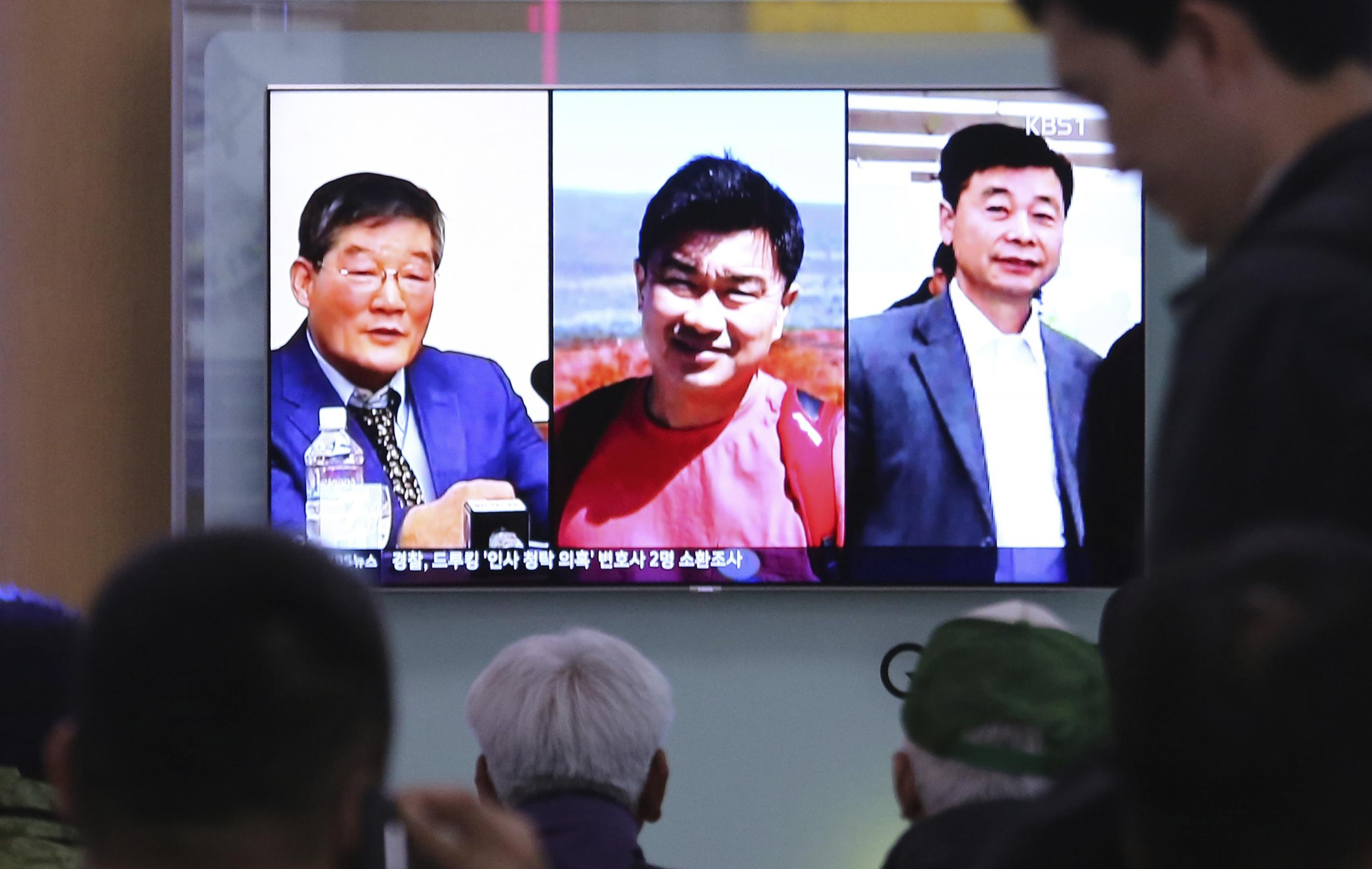 Donald Trump announces three US prisoners being freed by North Korea