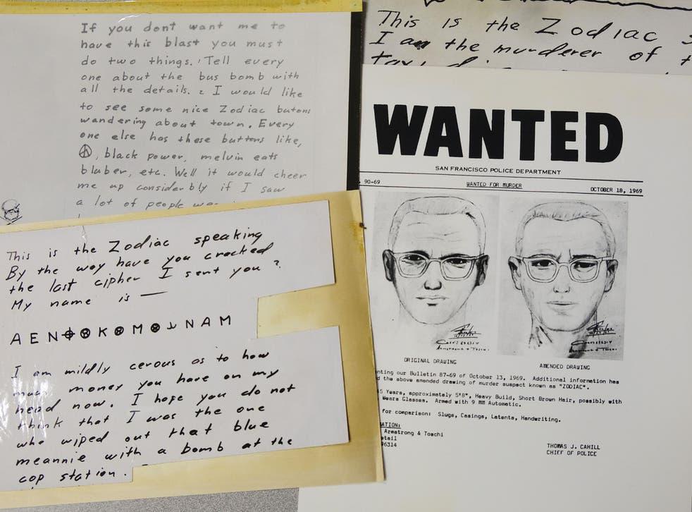 <p>El Asesino del Zodíaco aterrorizó el norte de California entre 1968 y 1969</p>