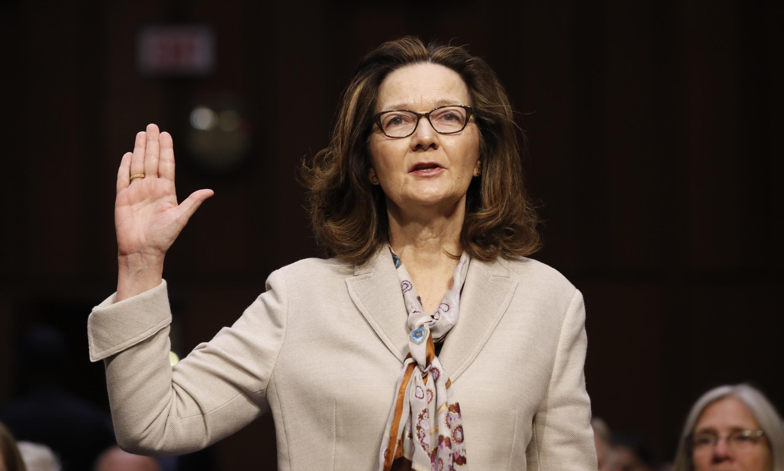 Torture Of Terror Suspect At Cia Black Site Operated By Current Gina Magenta Blazer Us Senate Confirms Haspel To Be First Woman Director