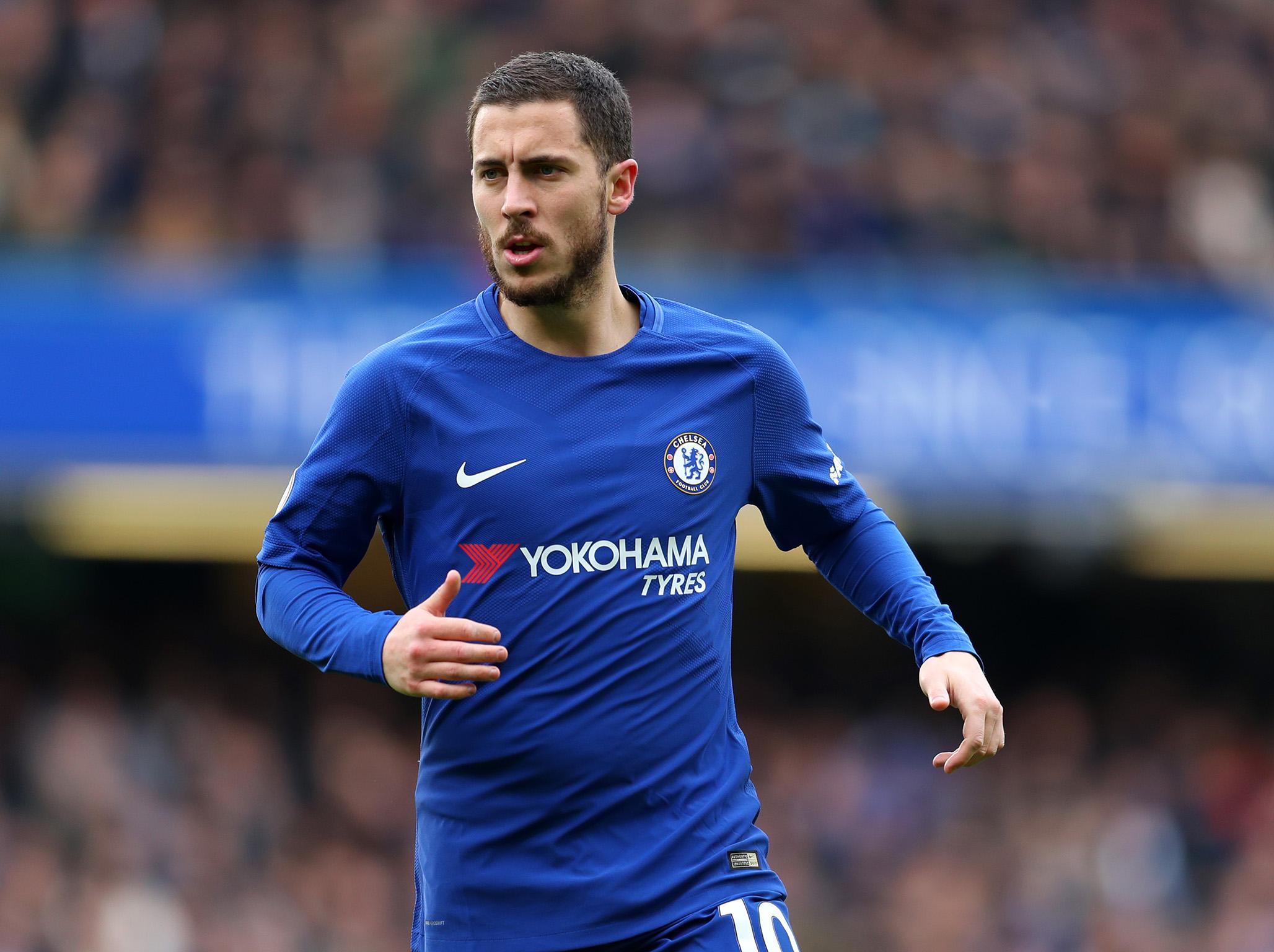 Eden Hazard Waiting To See If Chelsea Sign 'good Players