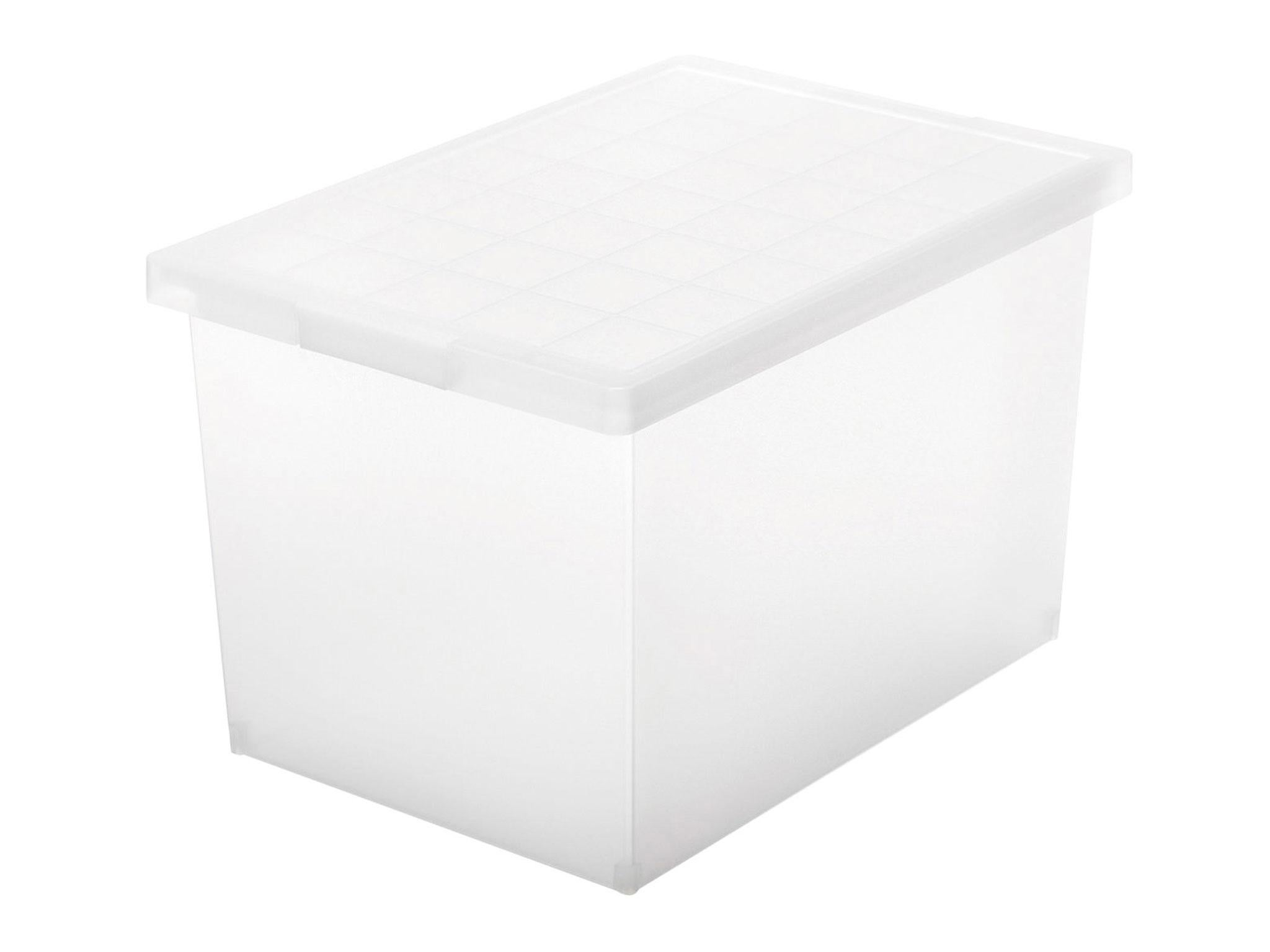 ... Clear Or Translucent Boxes Let You See Whatu0027s Inside, Avoiding Having  To Root Around For What You Need. They Make The Most Sense For Long Term  Storage.