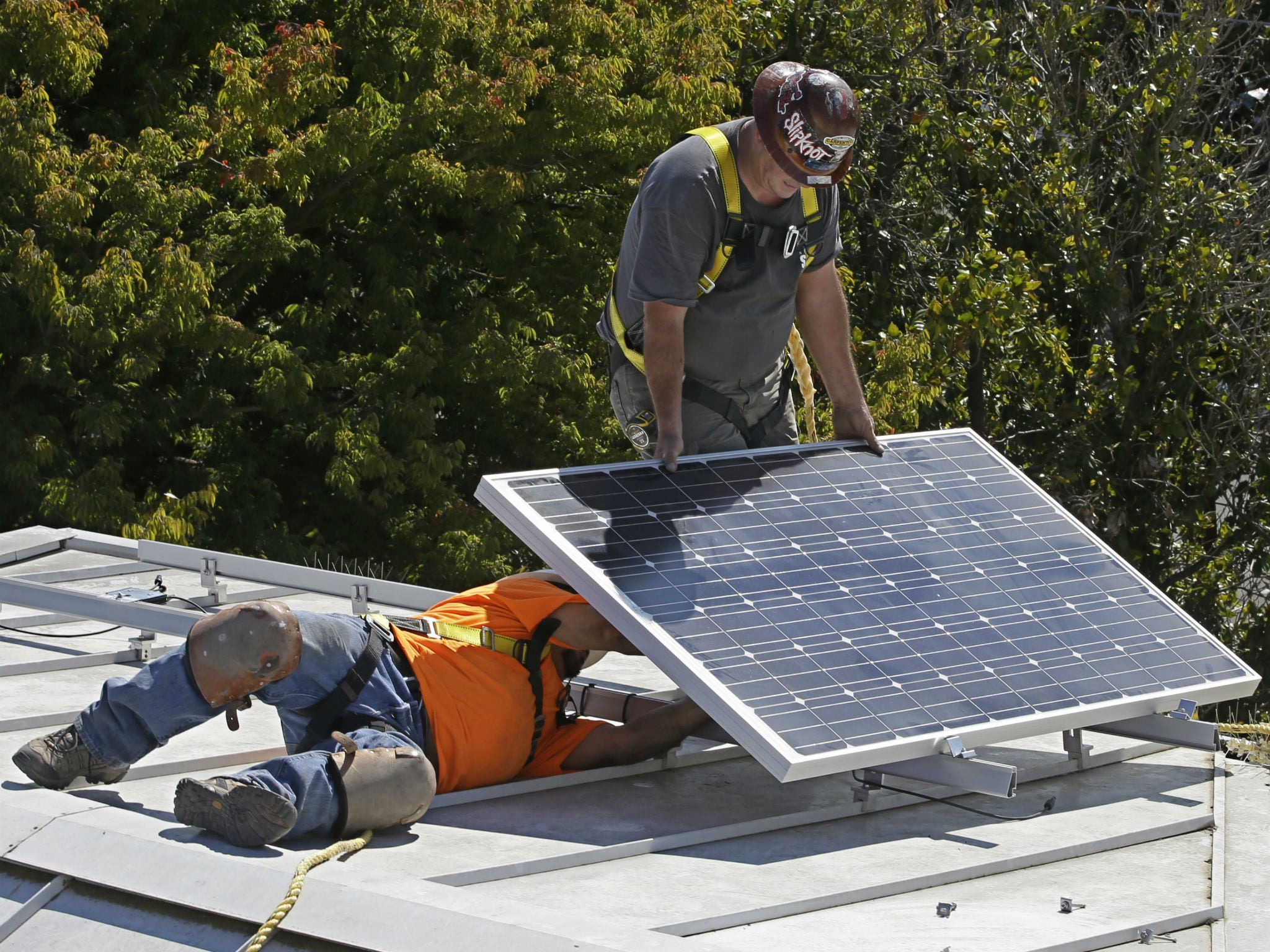 California To Make Most New Homes Have Solar Panels By Law The How Does Power Work In A Residential Home Independent