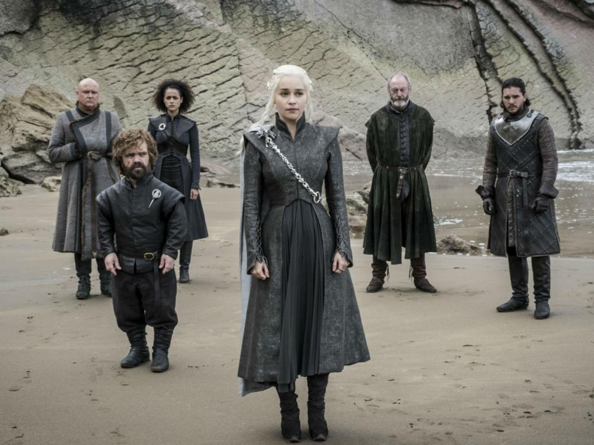 Game of Thrones cast members assemble for what could be season 8 finale showdown