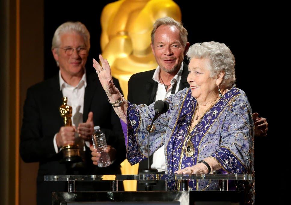 Anne V Coates Death Oscar Winning Editor Behind Lawrence Of Arabia