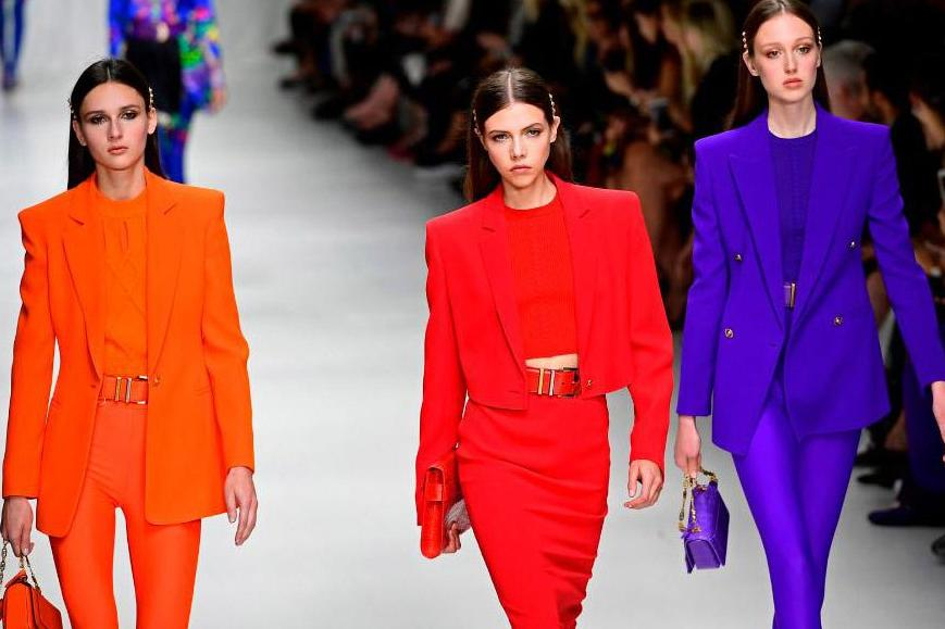 Crayola Brights The Colourful Fashion Trend Your Wardrobe Needs The Independent