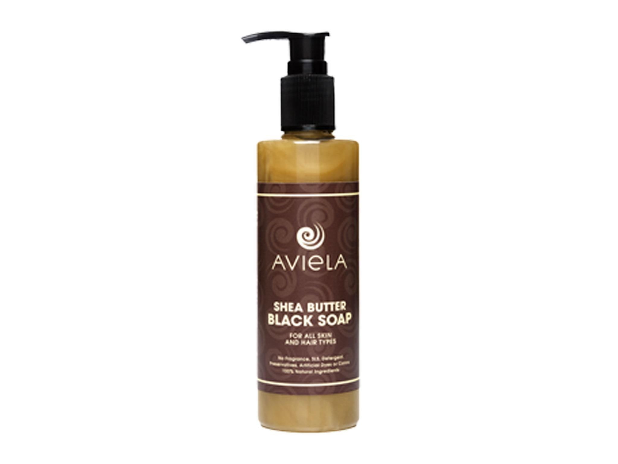 7 Best Body Washes For Sensitive Skin The Independent Cussons Baby Hair Wash Mild Gentle 400ml Avielas Black Soap Is A Rather Distinctive Product As It Not Really Contains High Amount Of Raw Shea Butter And Entirely Free From