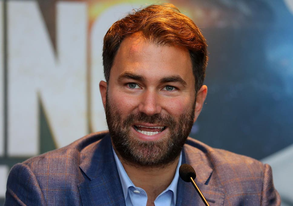 Eddie Hearn reveals boxing's first ever $1bn deal as Matchroom and