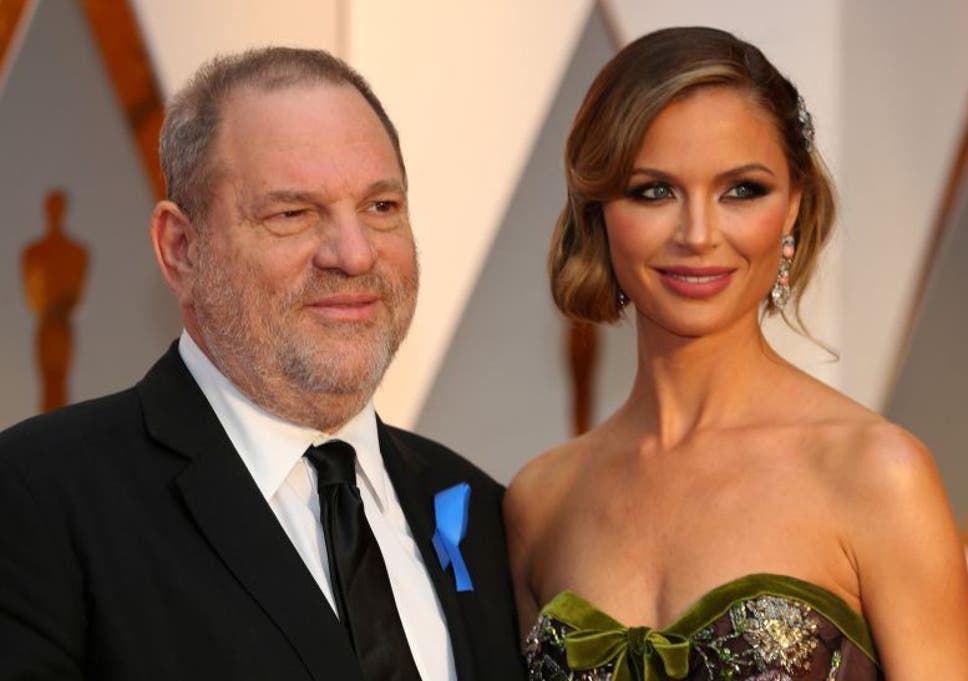 I'm a therapist to betrayed spouses like Harvey Weinstein's wife