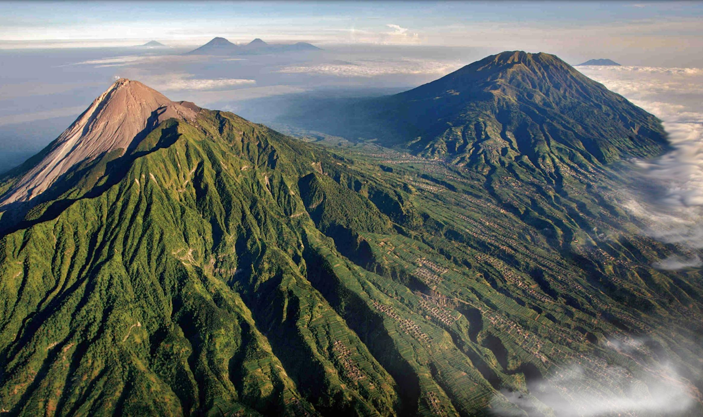 Volcanic Eruption In Indonesia Grounds Dozens Of Flights