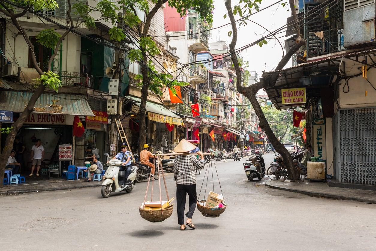 Image result for hanoi