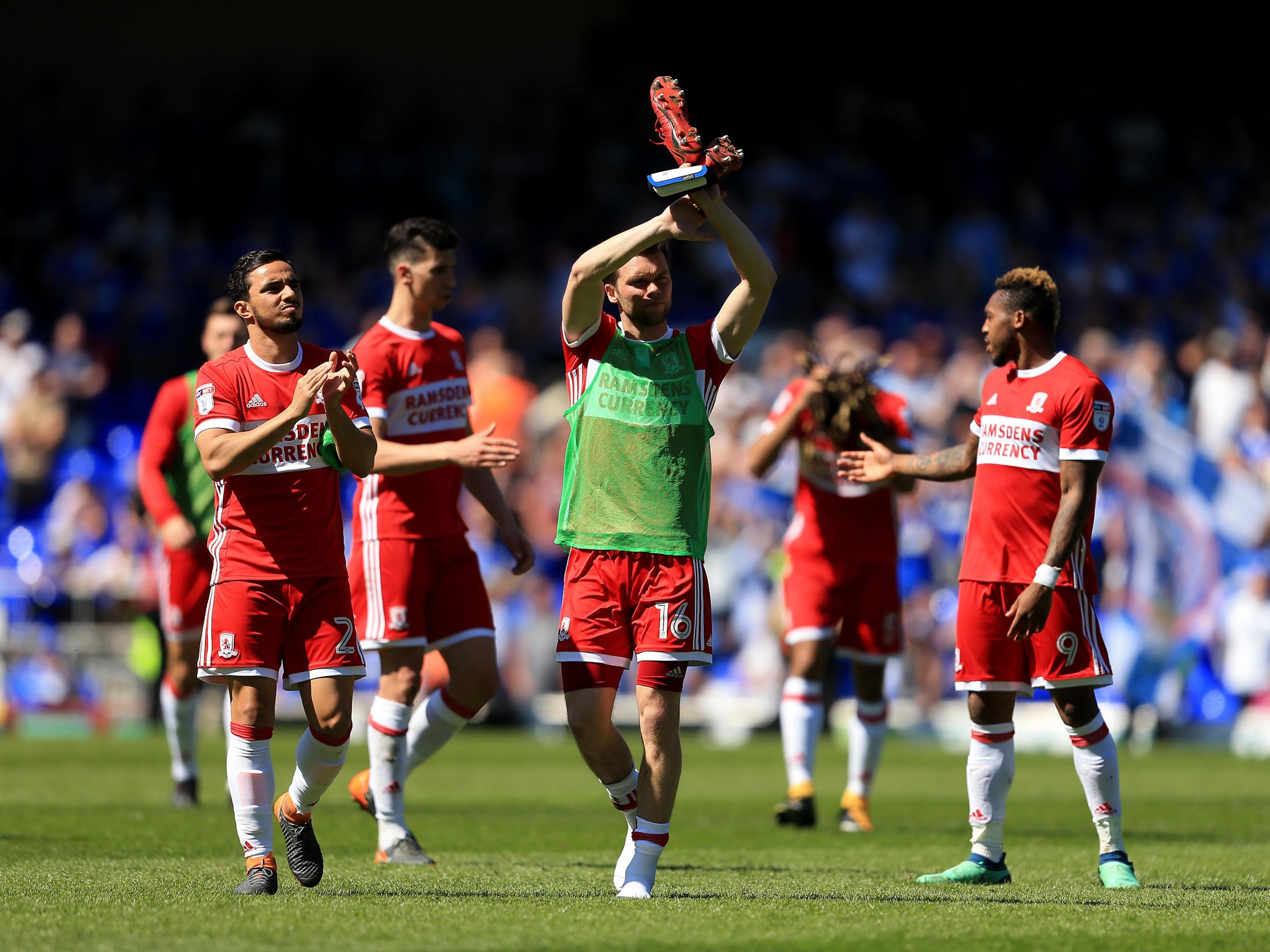 Championship play-offs: Tony Pulis fully embracing