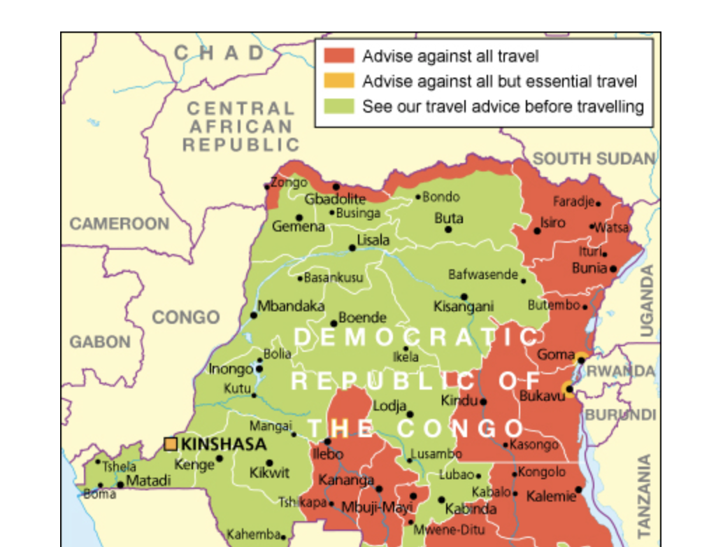 Congo Why Do People Go And Is It Still Safe To Visit The Drc The Independent The Independent
