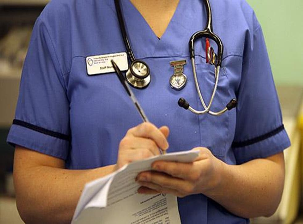There are 40,000 nurse vacancies in the UK currently and it's feared that Brexit could exacerbate the issue