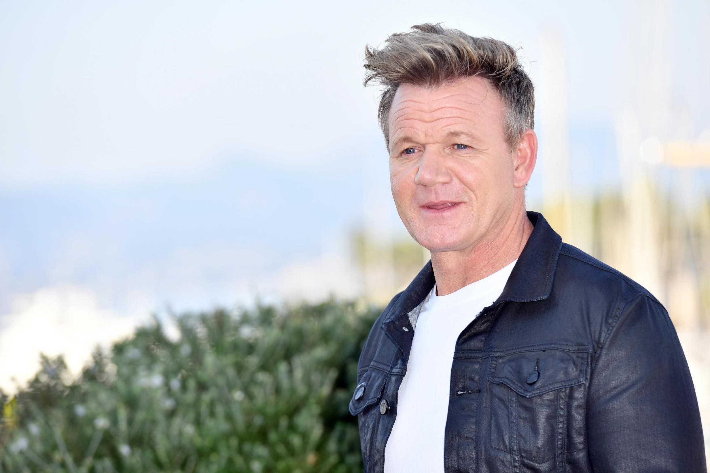 Gordon ramsay latest news breaking stories and comment the gordon ramsay says americans know f all about good food m4hsunfo