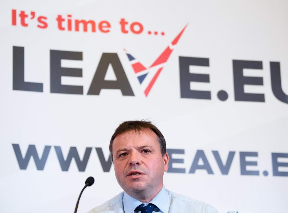 Arron Banks had insisted that the investigation was designed to 'discredit Brexit'