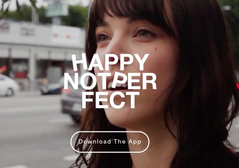 ebd113cfc85c0 Happy Not Perfect App launches to combat anxiety and stress among  millennials