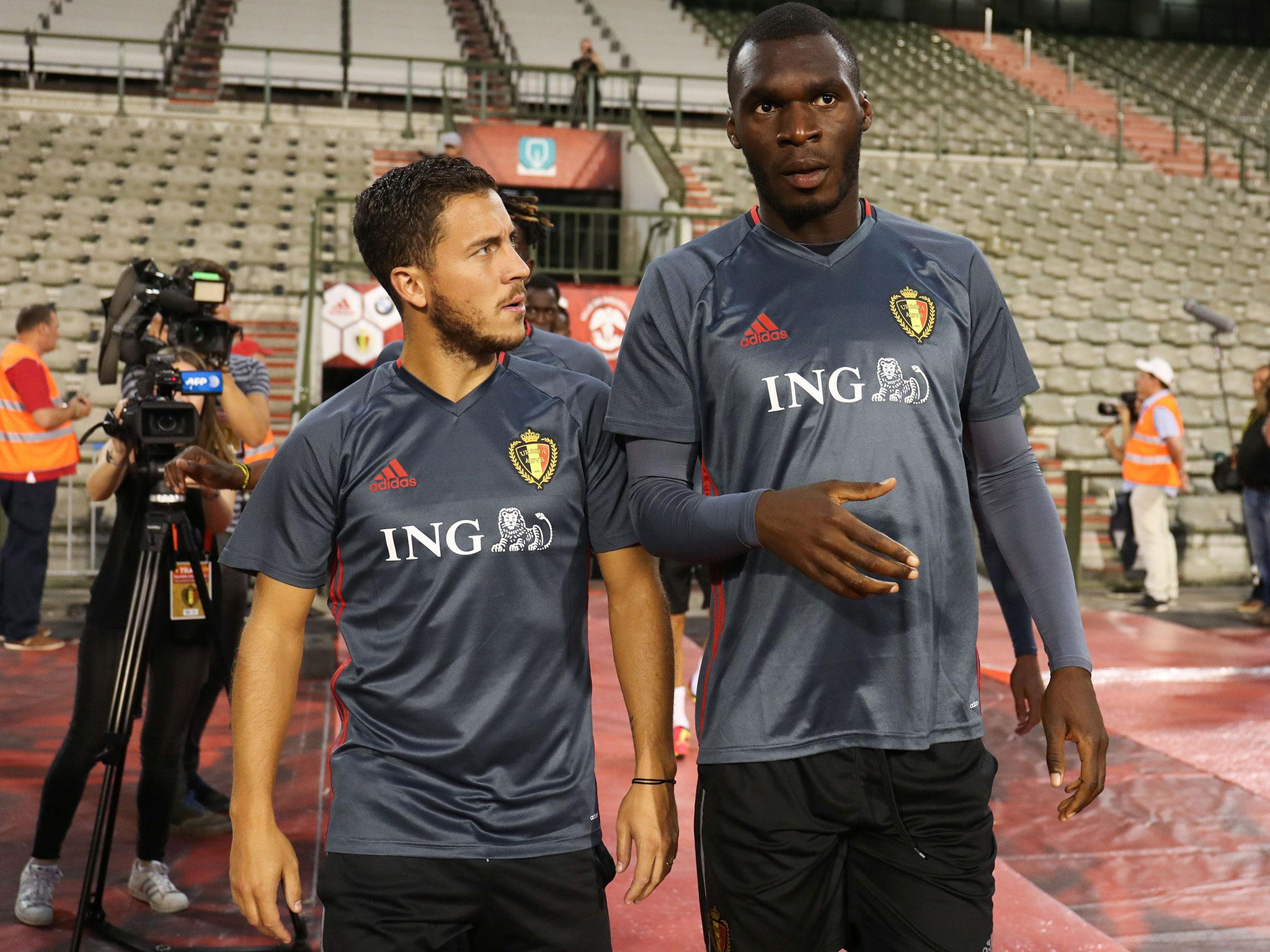 World Cup 2018: Christian Benteke tipping Belgium to win it - even if he's not in the squad to see it
