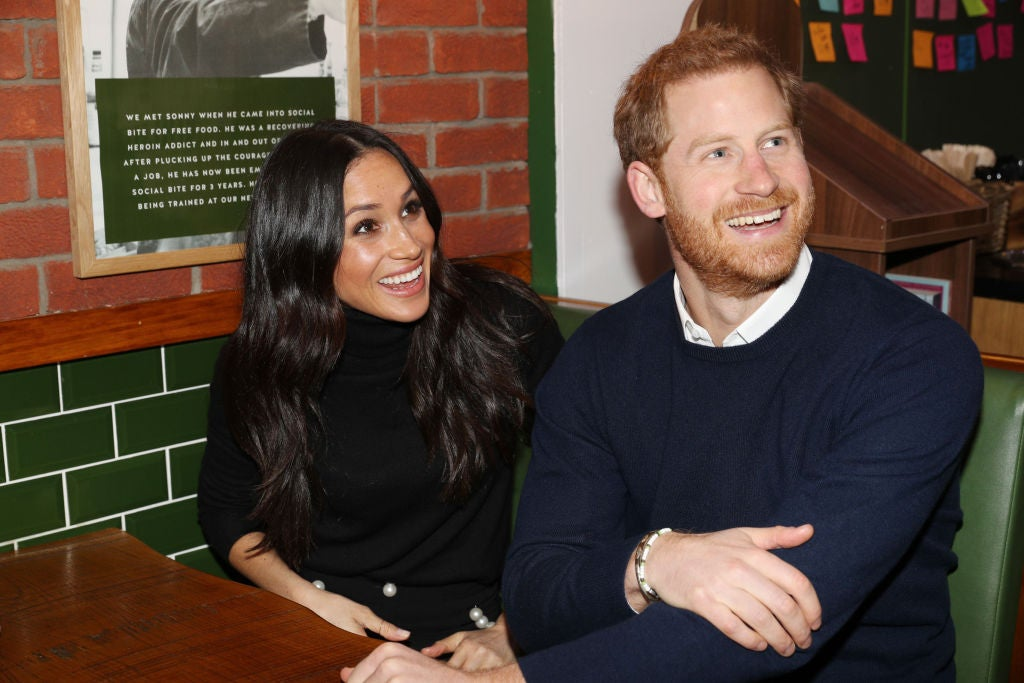 Royal Wedding Guests To Be Served Bowl Dishes At Prince Harry And