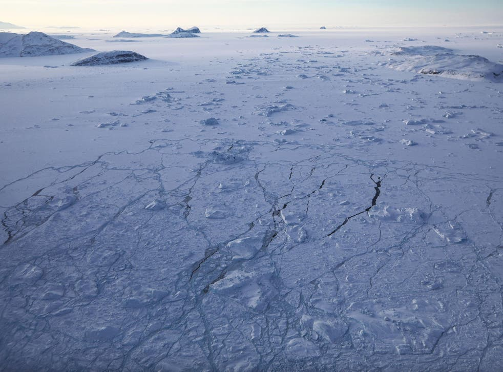 Analysis of cores taken from Greenland's ice sheet has revealed clues about patterns of lead mining in ancient Europe