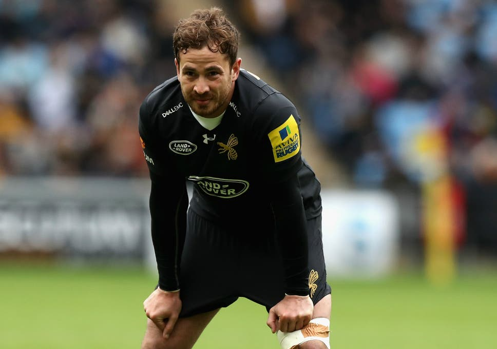 30ba569d18a Danny Cipriani seals Gloucester move as Johan Ackermann admits it was  too  good an opportunity to turn down