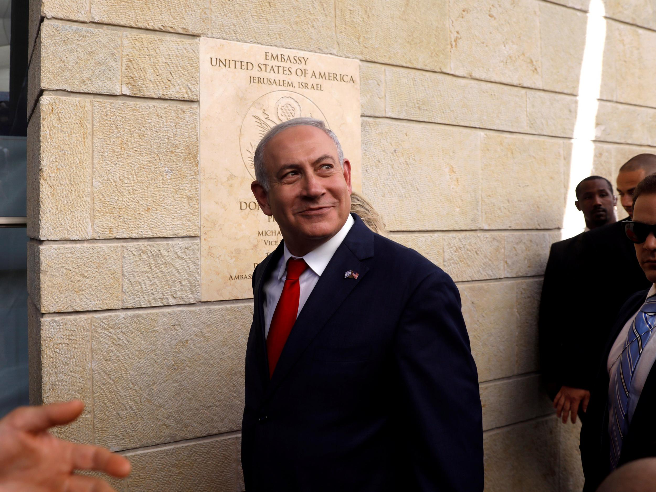 Israel is at the height of its power after the embassy opening in Jerusalem – but uncritical support from the US will do it more damage than good
